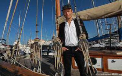 Sylvain Tesson et les Rencontres de Port-Cros