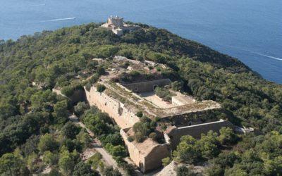 Dormir dans un fort à Port-Cros
