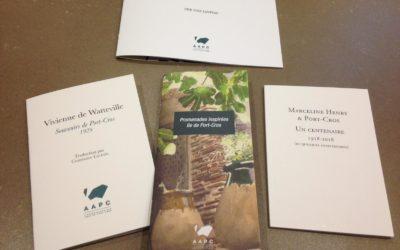 4 nouvelles éditions